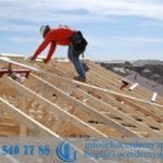 Çatı Aktarma yapımı.